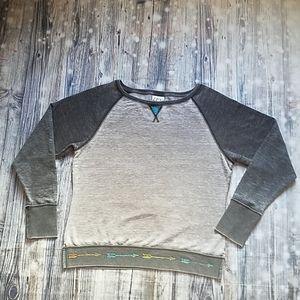 Cozy ZEN Plus Boho Sweatshirt